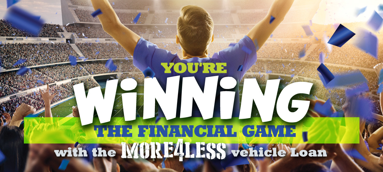 More4Less Vehicle Loan