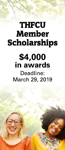 THFCU Member Scholarships